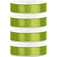1,32 EUR//m Dekoband Bastelband Karo Baumwolle 3m grün