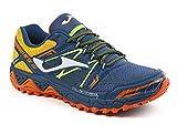 Joma Sierra - Zapatillas de Running para Hombre, Azul (Navy), 44 EU