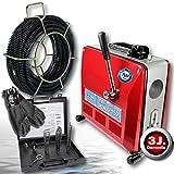 Rohrreinigungsmaschine Profi_Set2 MAXI Power 150, inkl. Spiralschutzschlauch