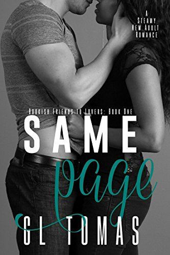 Same Page (Bookish Friends To Lovers Book 1) by [Tomas, G.L.]