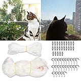 leegoal Katzennetz für Balkon und Fenster