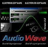 AudioWave 2.0 - Audio-Signalgenerator Bild