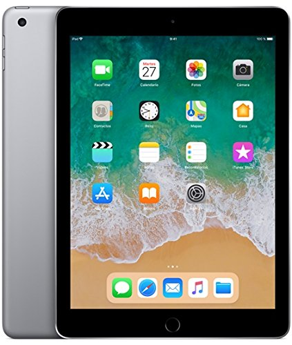 Apple iPad (con Wi-Fi de 32GB)   - Gris Espacial