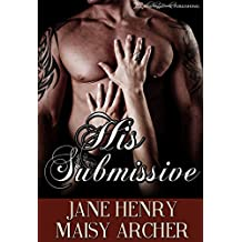 His Submissive (Boston Doms Book 2)