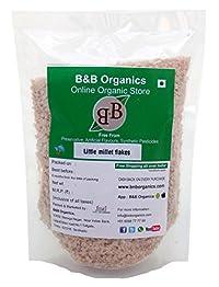 B&B Organics Little Millet Flakes, 2 kg