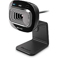 Microsoft LifeCam HD-3000 Webcam, Nero
