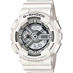Casio G-Shock Reloj Analógico/Digital de Cuarzo para Hombre con Correa de Resina – GA-110C-7AER