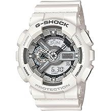 Casio G-Shock – Reloj Hombre Analógico/Digital con Correa de Resina – GA-110C-7AER