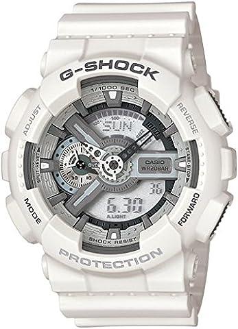 Casio G-Shock – Men's Analogue/Digital Watch with Resin Strap – GA-110C-7AER