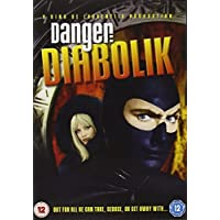 Danger Diabolik [DVD] [1968] by John Phillip Law