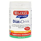 MegaMax Diät Drink Cappuccino, 425 g