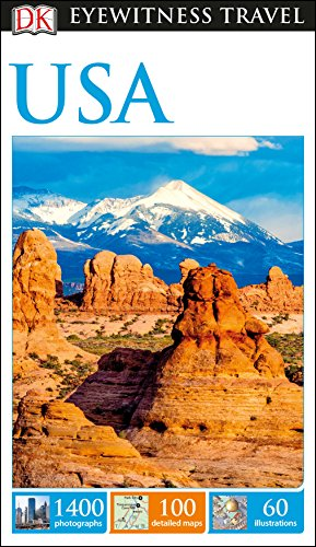 Usa. Eyewitness Travel Guide por Vv.Aa.