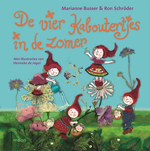 De vier kaboutertjes in de zomer (Dutch Edition)