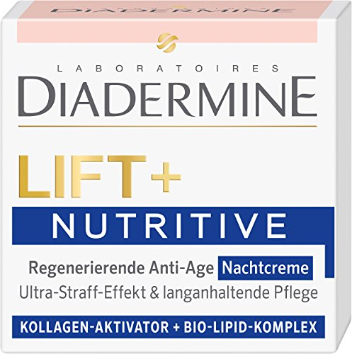 Diadermine Nachtcreme Lift+ Nutritive, 3er Pack (3 x 50 ml)