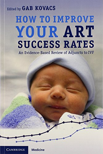 How to Improve your ART Success Rates: An Evidence-Based Review of Adjuncts to IVF (Cambridge Medicine (Paperback))