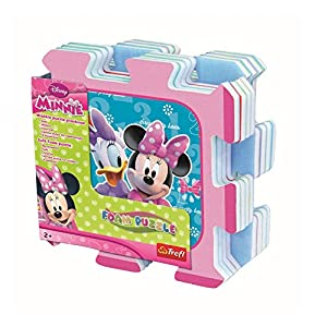 TREFL 60297 Puzzle Puzzle - Rompecabezas (Puzzle Rompecabezas, Dibujos, Niños, Ratón, Niño/niña, 2 año(s))