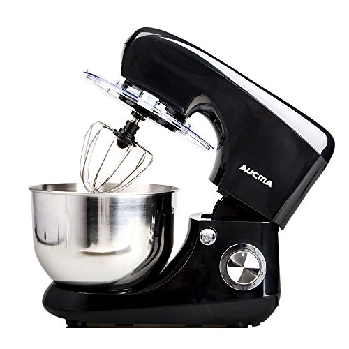 Crux Bake Amp Blend 8 Speed Stand Mixer 1200w Motor 5 5l Bowl With Splashguard For