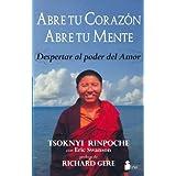 Abre tu corazon, abre tu mente (Spanish Edition) by Tsoknyi Rinpoche (2013) Paperback