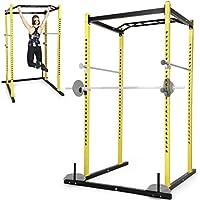 Physioncs - Jaula de fuerza para entrenamientos funcionales - capacidad de carga máxima: aprox. 200 kg