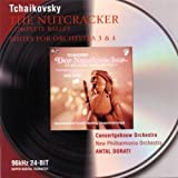 Tchaikovsky: The Nutcracker (complete) / Suites for Orchestra 3 & 4, Opp. 55, 61, 71 by Philips Import (2004-08-18)