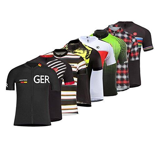 Uglyfrog Bike Wear Radsport Bekleidung Herren Summer Style Trikots & Shirts HDX01