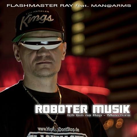 Roboter Musik (Ich bin ne Rap-Maschine)