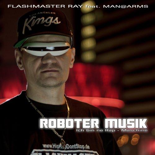 Armee-maschine (Roboter Musik (feat. Man@Arms) [Ich bin ne Rap-Maschine])