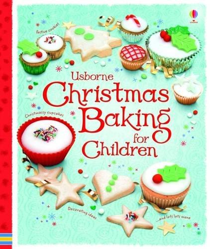 Christmas Baking for Children (Usborne)