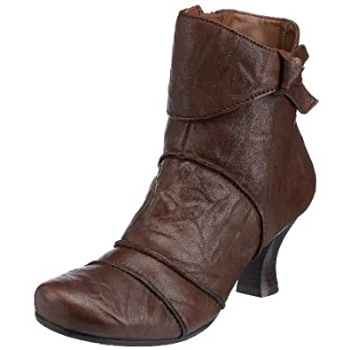 Hush Puppies Women's Chantel Boot Brown H24647020 7 UK