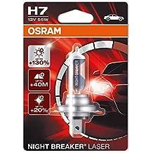 Bombilla OSRAM NIGHT BREAKER® láser H7