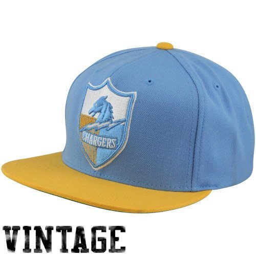 nfl-mitchell-ness-san-diego-chargers-throwback-xl-logo-2t-snapback-hat-powder-blue-gold-by-mitchell-