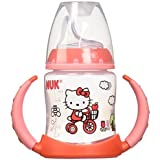 NUK Hello Kitty Learner Cup with Silicone Spout, 5-Ounce by NUK
