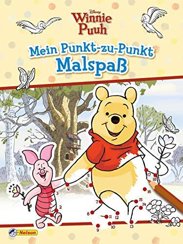 Winnie Puuh: Punkt-zu-Punkt-Malspaß (Disney Winnie Puuh)
