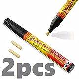 Zooarts® 2pcs Fix It de voiture réparation Scratch Remover Pen Simoniz Peinture Clear Coat Applicateur