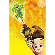 Jimmy Neutron Boy Genius Movie Poster 70 X 45 cm