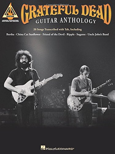 Grateful Dead Guitar Anthology par  (Broché - Jan 1, 2000)
