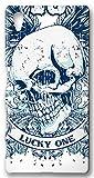 atFolix Sony Xperia Z5 Hülle - Blue Smile FX-Case Schutzhülle