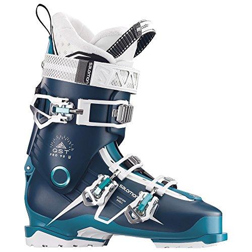 SALOMON Damen Skischuh Qst Pro 90 (Salomon Alpin-ski-stiefel)