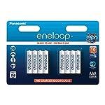 8 pilas AAA Panasonic Eneloop