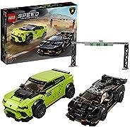 LEGO® Lamborghini Urus St X & Lamborghini Huracán Super Trofeo Evo (76