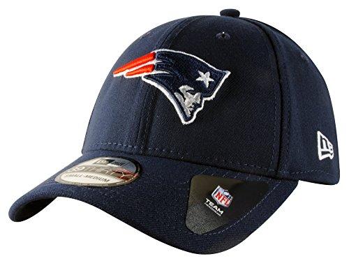 New Era 39Thirty Team Essential Stretch Cap New England Patriots