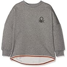 United Colors of Benetton Sweater L/S, Sudadera para Niños