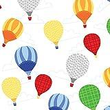 Heißluftballon Stoff–0,5Meter–wil01Hot Air
