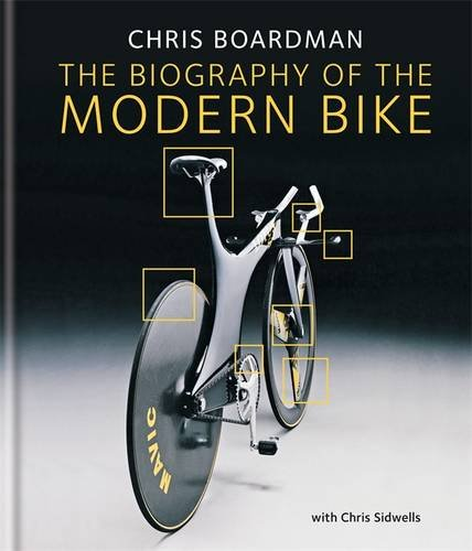 Chris Boardman. The Biography Of The Modern Bike