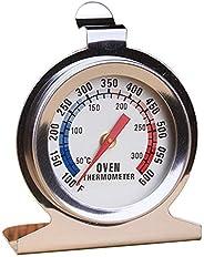 ميزان حرارة بمينا فرن / شواية انالوج مع ميزان ثنائي