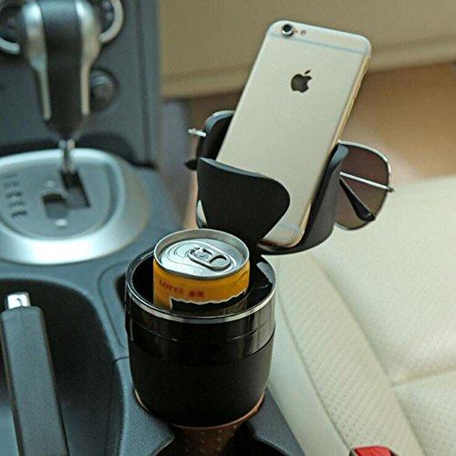 Preisvergleich Produktbild Car Cup Halter Car Multi-Purpose Magic Cup Holder Getränkehalter Telefonhalter Home Boxes