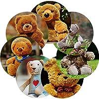 Graphic Flavour Teddy Bears Reward Sticker Labels, Children, Parents, Teachers