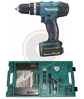 Makita trap.2 batt.144vp-li bhp343rhe