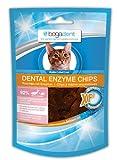 Bogadent Dental Enzyme Chips Fish Katze, 6er Pack (6 x 50 gr)