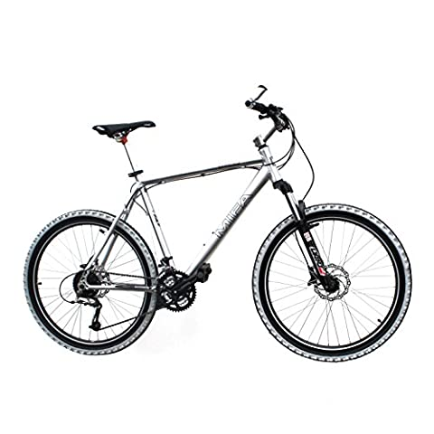 Mountainbike 26 Zoll Alu Herren 27 Gang Shimano Deore RH 53 hydraulische Scheibenbremse